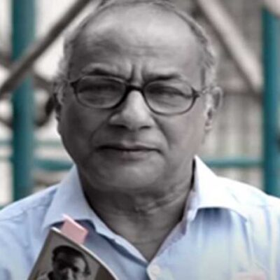 Poet Manglesh Dabral