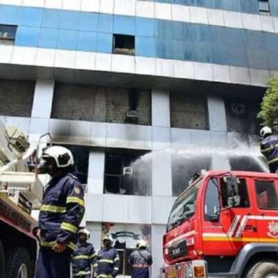 Kanpur Fire